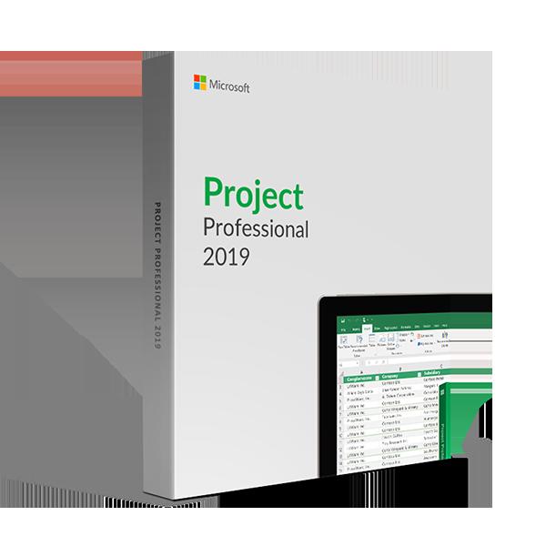 Buy Microsoft Project 2019 Professional Softwarekeep Usa