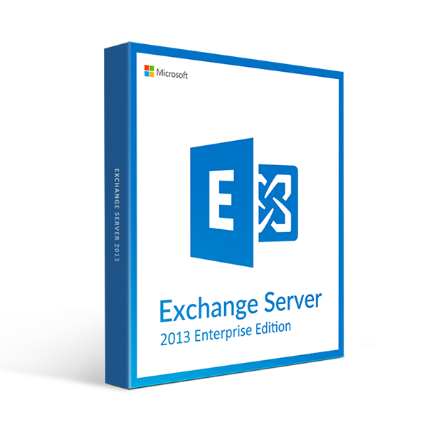 Exchange Server 2013 Enterprise Edition