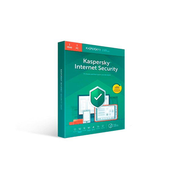 Kaspersky Internet Security 2019 - 1-Year / 1-Device Download