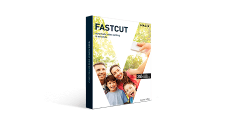 Magix Fastcut Video Editing Family License 3-PC