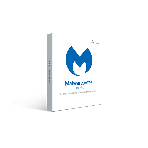 Malwarebytes for Mac (1YR, 1 Mac) Retail Box