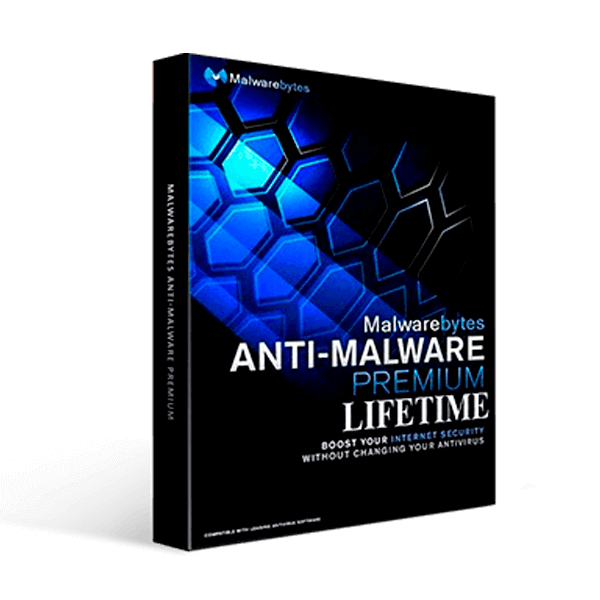 Malwarebytes AV Lifetime activation license