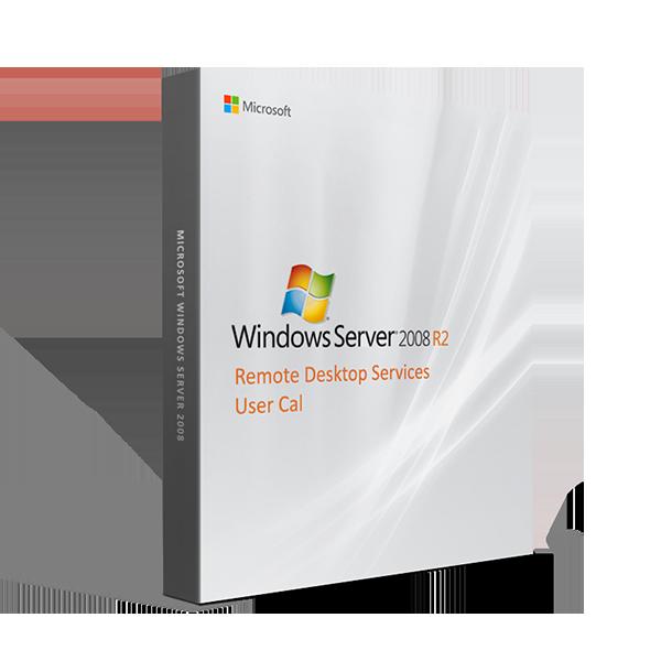 Windows Server 2008 R2 Remote Desktop Services User Cal
