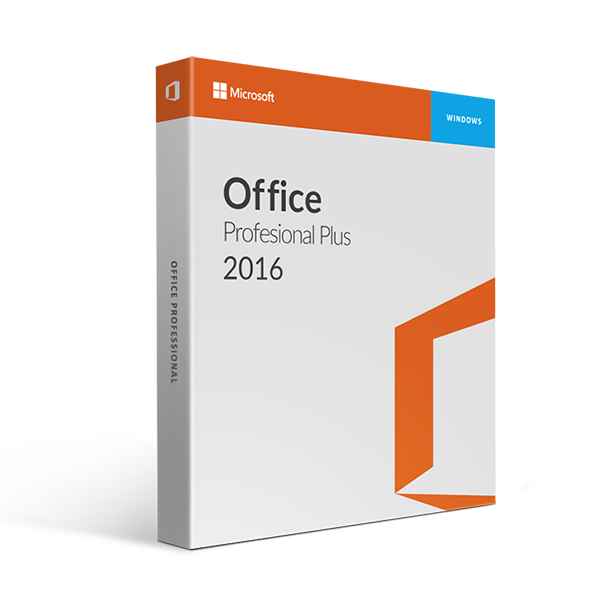 Microsoft Office 2016 Professional Plus (1pc)