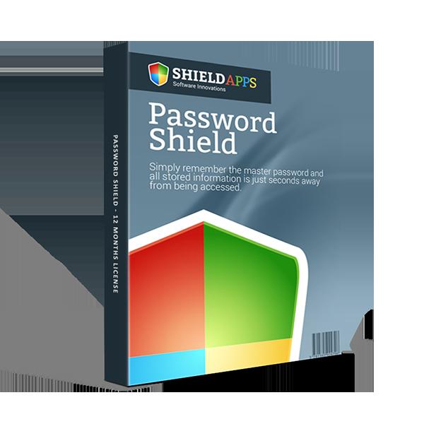 Password Shield - 12 Months License