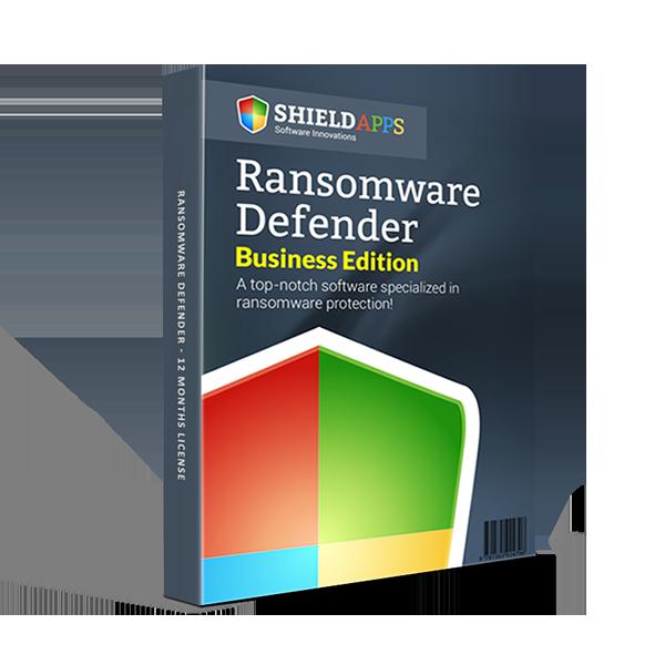 Ransomware Defender - 12 Months License