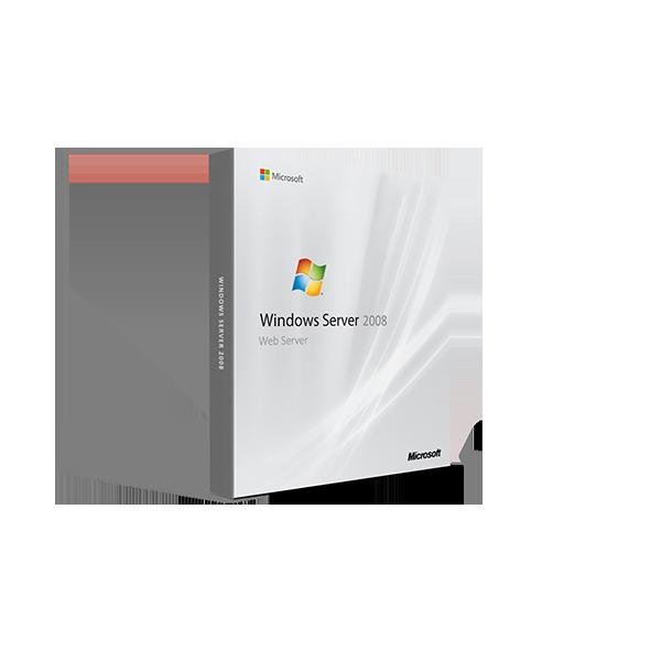 Windows Server 2008 Web Server