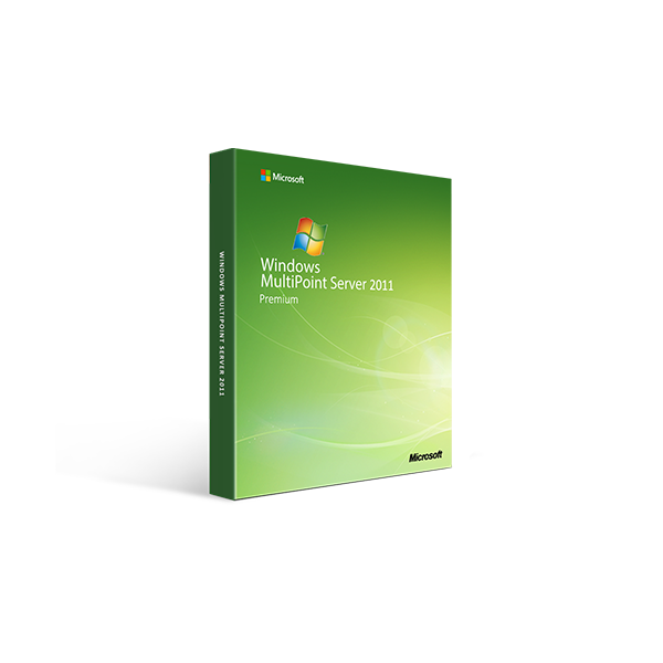 Windows MultiPoint Server 2011 Premium