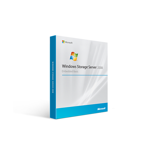 Windows Storage Server 2008 Embedded Basic