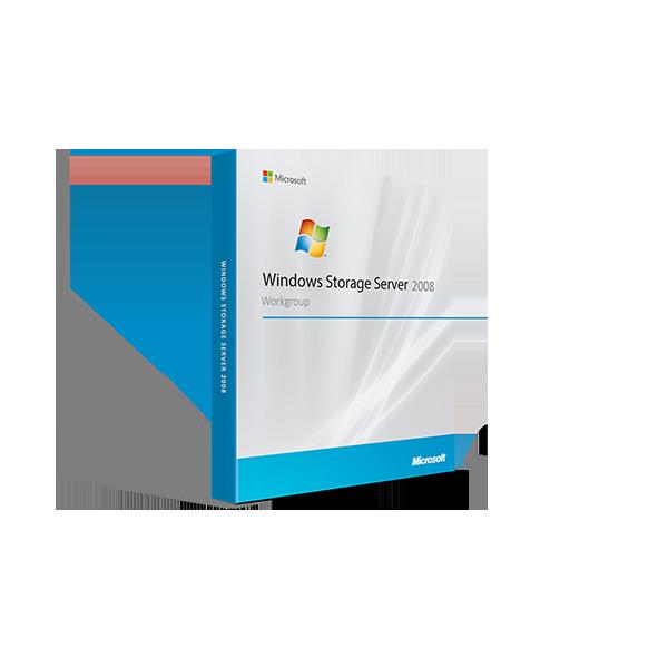 Windows Storage Server 2008 Workgroup