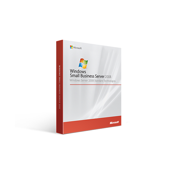 Windows Small Business Server 2008 Windows Server 2008 Standard Technologies