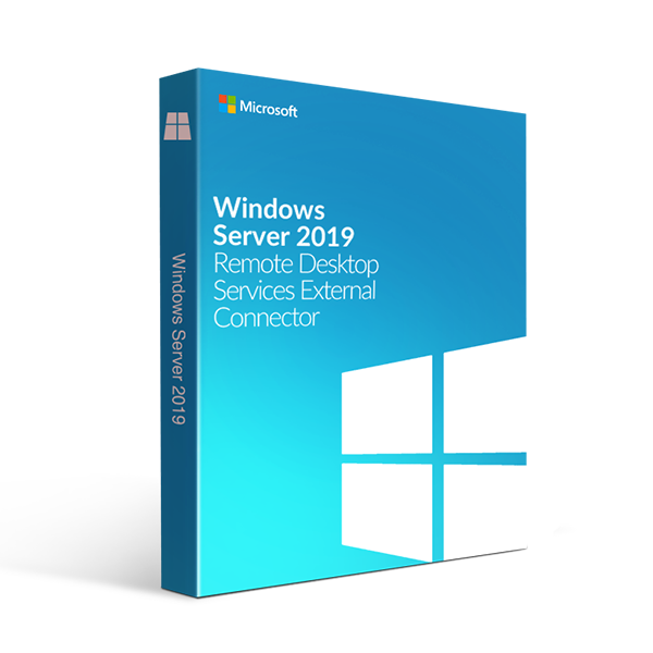 Windows Server 2019 Remote Desktop Services External Connector