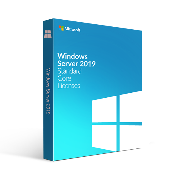 Windows Server 2019 Standard Core Licenses