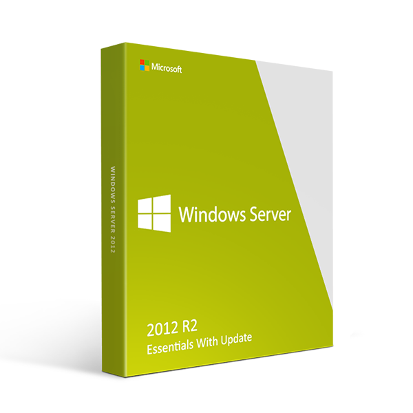 Windows Server 2012 R2 Essentials With Update