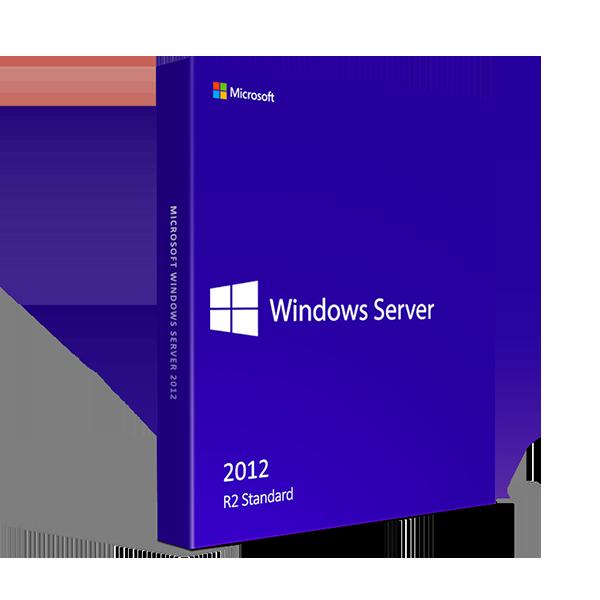 Microsoft Windows Server 2012 R2 Standard