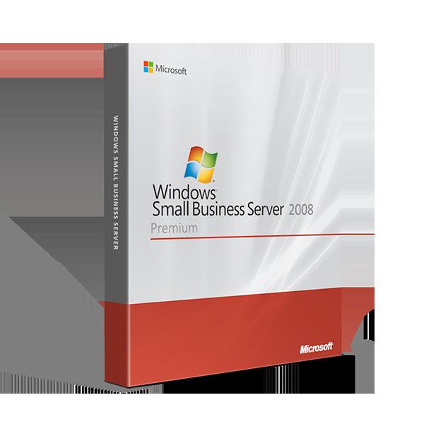 Windows Small Business Server 2008 Premium